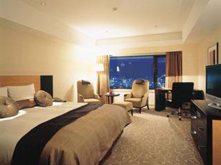 ホテルオークラ神戸 「大人のモダニズム」がテーマのひとクラス上質な空間、スーペリアフロア