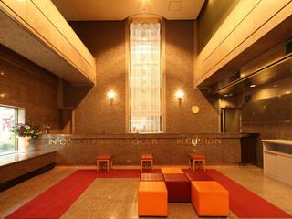 神戸三宮ユニオンホテル 温かみを感じていただけるロビー