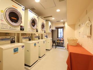 神戸三宮ユニオンホテル コインランドリーもあり