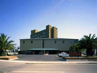 淡路インターナショナルホテル・ザ・サンプラザ 正面玄関