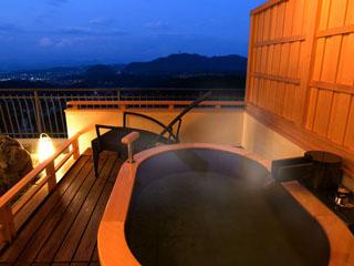 有馬温泉 兵衛向陽閣 最上階から見下ろす裏六甲の景色を独り占めする贅沢空間