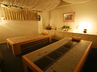 ホテル三楽荘 ストーンスパやエステ、マッサージなどリラクゼーション施設も充実