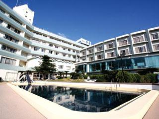 湯快リゾート ホテル千畳 夏期にはプールも営業しております
