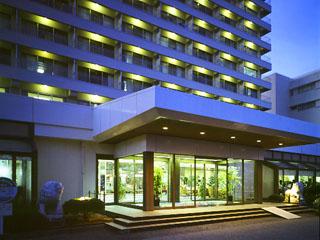 白浜シーサイドホテル ホテル外観