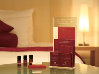 ANAクラウンプラザホテル広島 オリジナル快眠プログラム「スリープ・アドバンテージ」で快適なひとときを