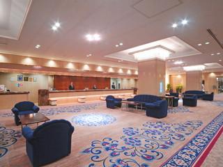リーガロイヤルホテル広島 フロント前ロビー