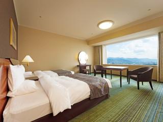 リーガロイヤルホテル広島 26F~29F スーペリアツインルーム