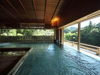 大谷山荘 大浴場02