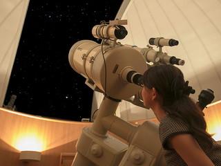 大谷山荘 天体観測
