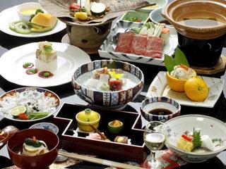 萩城三の丸 北門屋敷 日本海の幸を中心に、山口・萩の旬の味覚を楽しむ会席