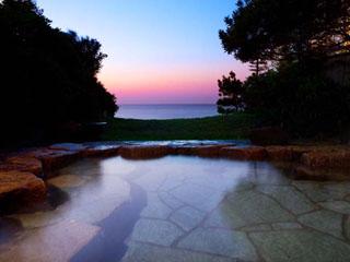 アオアヲナルトリゾート(旧:ルネッサンスリゾートナルト) 鳴門の海を望む天然温泉露天風呂