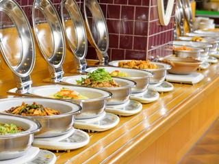 別府亀の井ホテル お好みに合わせて選べるレストラン