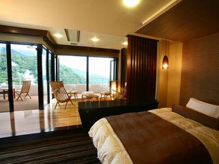 霧島国際ホテル 客室(プレミアム)