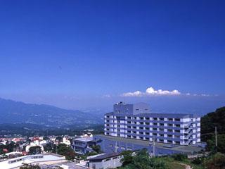 一番湯の宿ホテル木暮 上州の山々が一望できる、すばらしい眺め