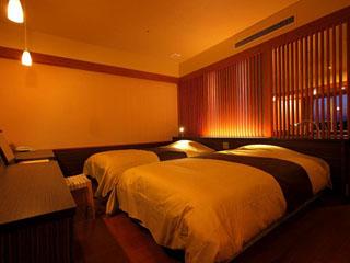 一番湯の宿ホテル木暮 和洋室「月あかり」