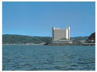 ホテルサンハトヤ 相模湾を一望するリゾートホテル。