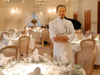 オーベルジュ オー・ミラドー フレンチの匠、勝又登の美食の世界