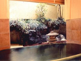 彌榮館 チェックイン時にご予約できる貸切露天風呂(30分予約制)