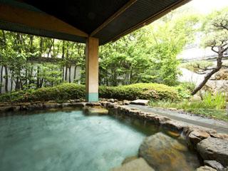 ホテル椿舘 日本最古の道後温泉の湯でゆったり