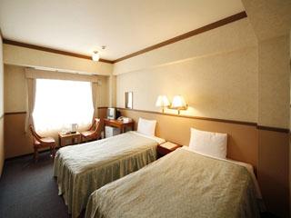 箱根強羅ホテルパイプのけむりプラス 客室は全室バス・トイレ付