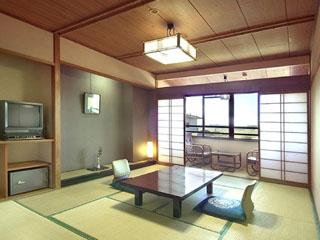 北陸福井あわら温泉 美松 12.5畳の一般和室