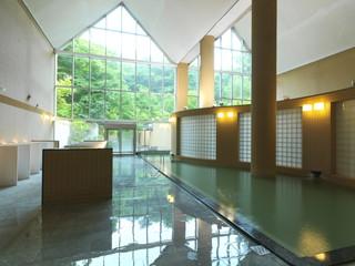 定山渓鶴雅リゾートスパ 森の謌(北海道)