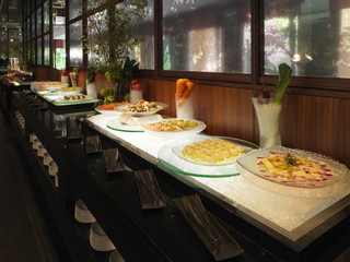 定山渓鶴雅リゾートスパ 森の謌 季節の食材を使ったヘルシーメニュー