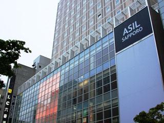 ホテルルートイン札幌中央 商業ビル「アシル札幌」5~14階ホテル棟