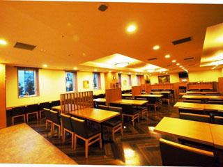 ホテルルートイン札幌中央 5階花茶屋131席 7時~9時30分