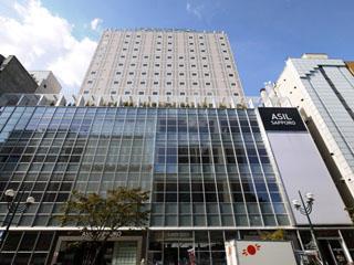 ホテルルートイン札幌中央 地下鉄南北線すすきの駅4番出口より徒歩3分。すすきのの中心にルートインがオープン。