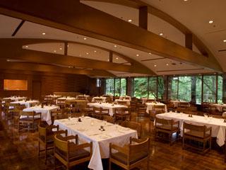 軽井沢プリンスホテル イースト こだわりの食材を生かした「地中海式デトックスキュイジーヌ」をご賞味いただけます