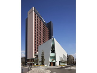 ハートンホテル北梅田 梅田駅からも徒歩圏内の好立地