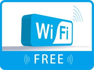 ハートンホテル北梅田 全館で無料WiFi接続が可能