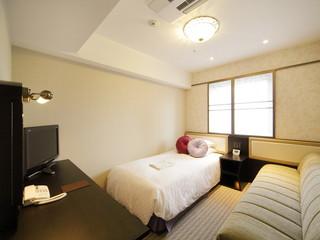 ハートンホテル北梅田 レディースルームも完備