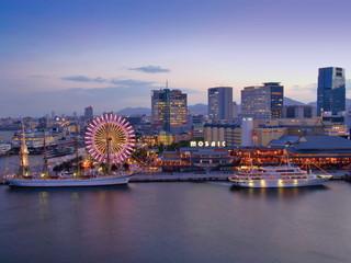 ホテルクラウンパレス神戸 異国情緒あふれるおしゃれな街並み神戸