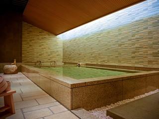 インターコンチネンタルホテル大阪 4階には日本式浴場も