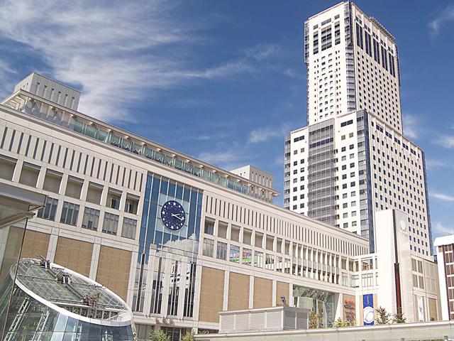 JRタワーホテル日航札幌 JR札幌駅直結、スマートに旅が楽しめる抜群の立地!