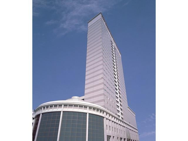 ホテルマイステイズプレミア札幌パーク(旧:アートホテルズ札幌) 地上90m、25階建て