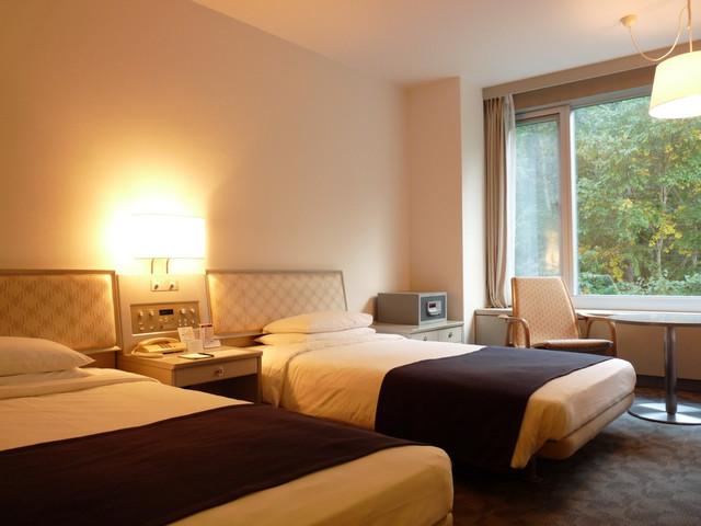 新富良野プリンスホテル 居住性に優れ、安らぎに満ちたご滞在をお約束します