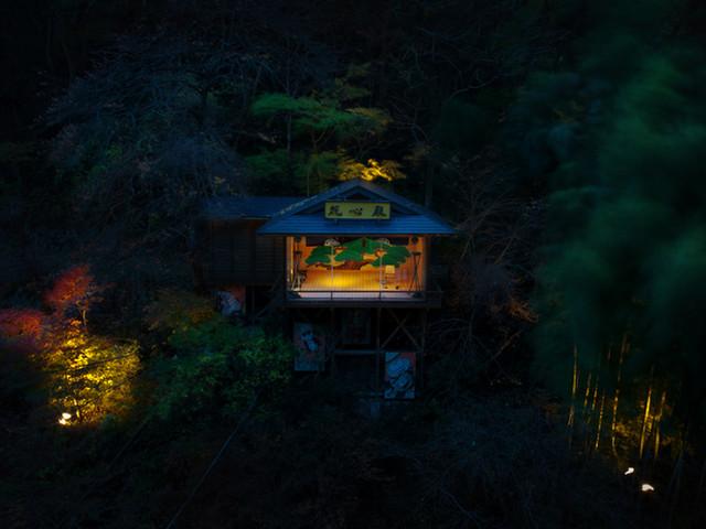 絶景露天風呂と貸切風呂が自慢の宿 東山温泉 庄助の宿 瀧の湯 瀧の湯野舞台