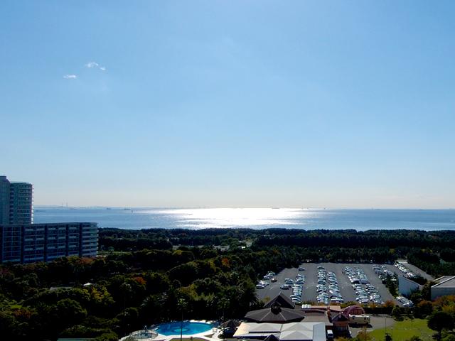 ホテルフランクス 海浜幕張の海を望む、駅徒歩3分の好立地
