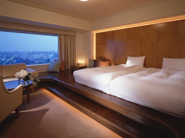 浦安ブライトンホテル東京ベイ フローリングスペースが特徴の「ルーム・だんらん」