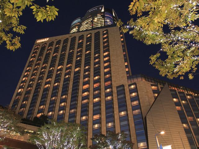 グランド ハイアット 東京 ホテル外観