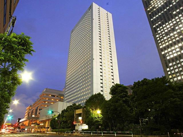 サンシャインシティプリンスホテル ホテル全景