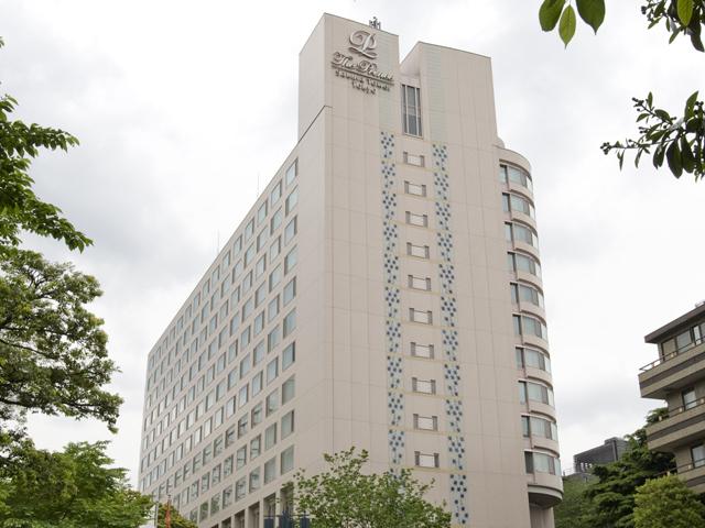 品川駅徒歩3分。ザ・プリンスさくらタワー東京の外観