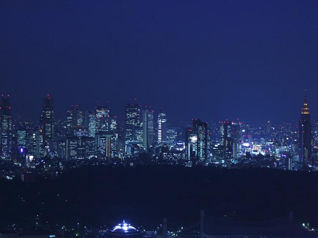 セルリアンタワー東急ホテル 東京の美しい眺望が楽しめる高層ホテル