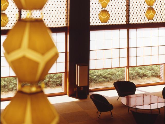 ホテルオークラ東京 本館ロビー