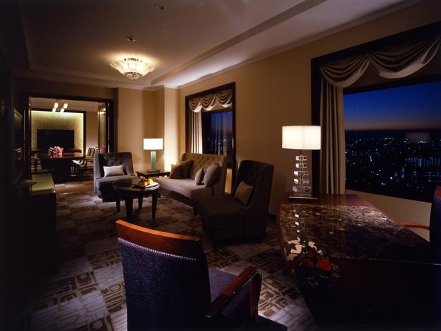 ホテルメトロポリタン 最高級スイートルームは、和モダンがコンセプト