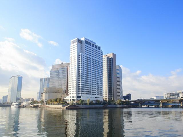 第一ホテル東京シーフォート 外観