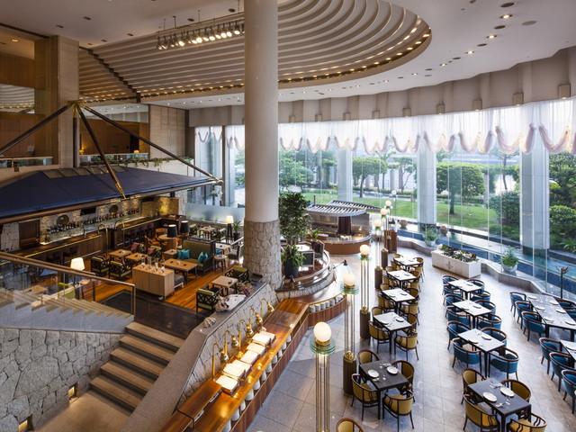 第一ホテル東京シーフォート 1Fグランカフェ